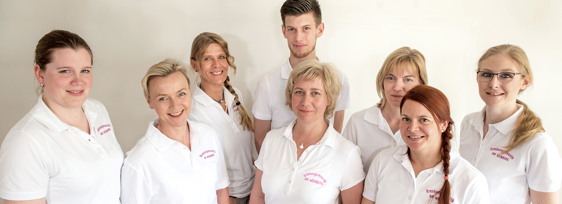 Team Krankengymnastik am Weinberg, Reinfeld