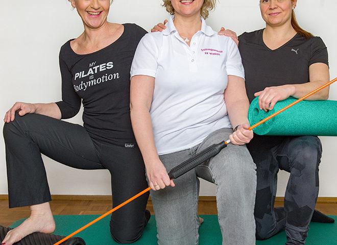 Therapeuten Krankengymnastik am Weinberg Reinfeld