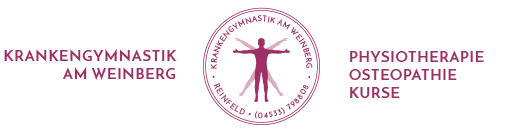 Logo Krankengymnastik am Weinberg, Reinfeld