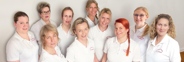 Team Krankengymnastik am Weinberg
