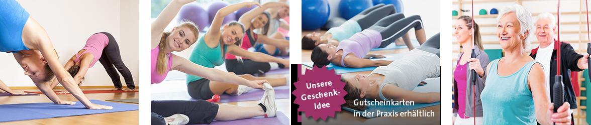Kurse Pilates Yoga Gymnastik Bewegung